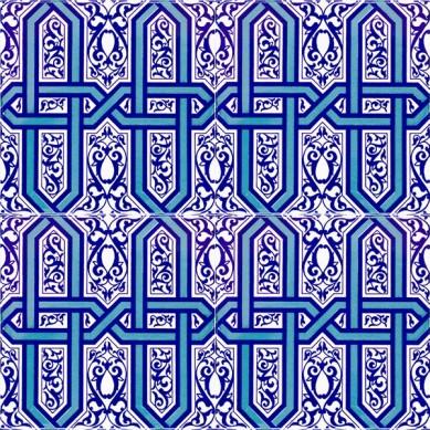 Sevda - dekoracyjne płytki z Turcji