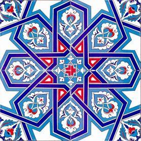 Volkan - tureckie płytki ceramiczne Iznik
