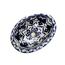 Dolores - umywalka orientalna