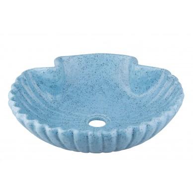 Laura - Umywalka w kształcie muszli