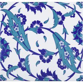 Esin - tureckie płytki ceramiczne Iznik