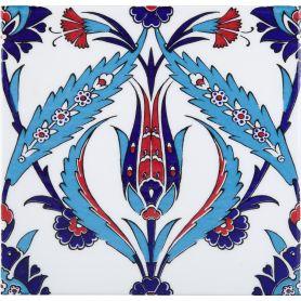 Lale - tureckie płytki ceramiczne Iznik