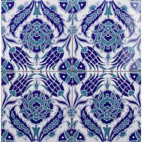 Timur - ceramiczne płytki z Turcji 20x20cm, opakowanie 12 sztuk (0,48m2)