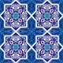 Mehtap - ceramiczne płytki z Turcji