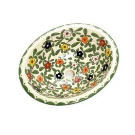 Dona - kolorowa umywalka