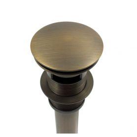 Vasco - korek klik-klak duży z przelewem
