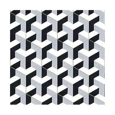 Miro - Heksagonalne kafle cementowe