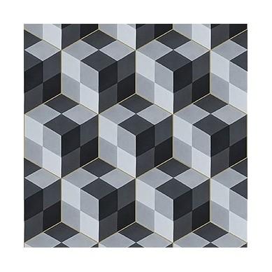 Henrik - Heksagonalne kafle cementowe