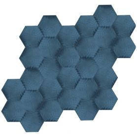 Madre - Heksagonalne płytki cementowe