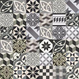 Patchwork - hiszpańskie płytki cementowe