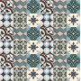 Patchwork kafle cementowe