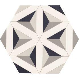 Malmoe - wzorzyste płytki gresowe