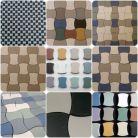 Mozaiki Podłogowe / Plattas